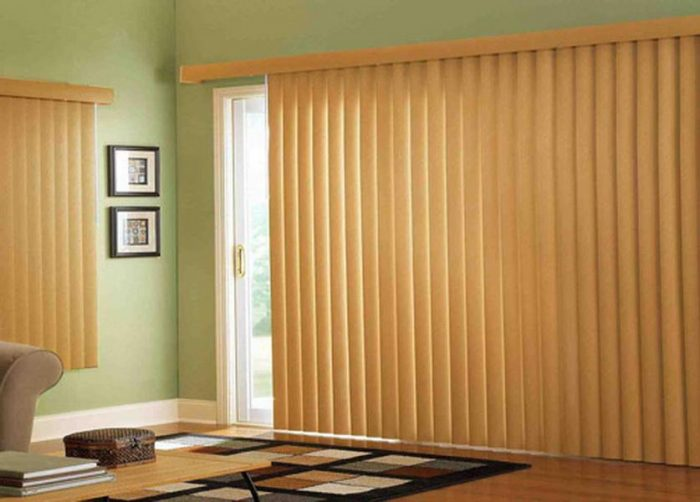 mini blinds vertical for windows design 700x502 - Màn dọc