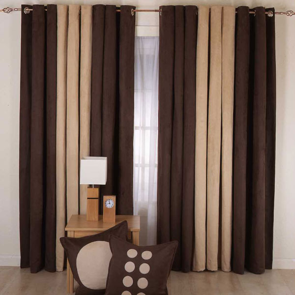 Glory fabric curtain