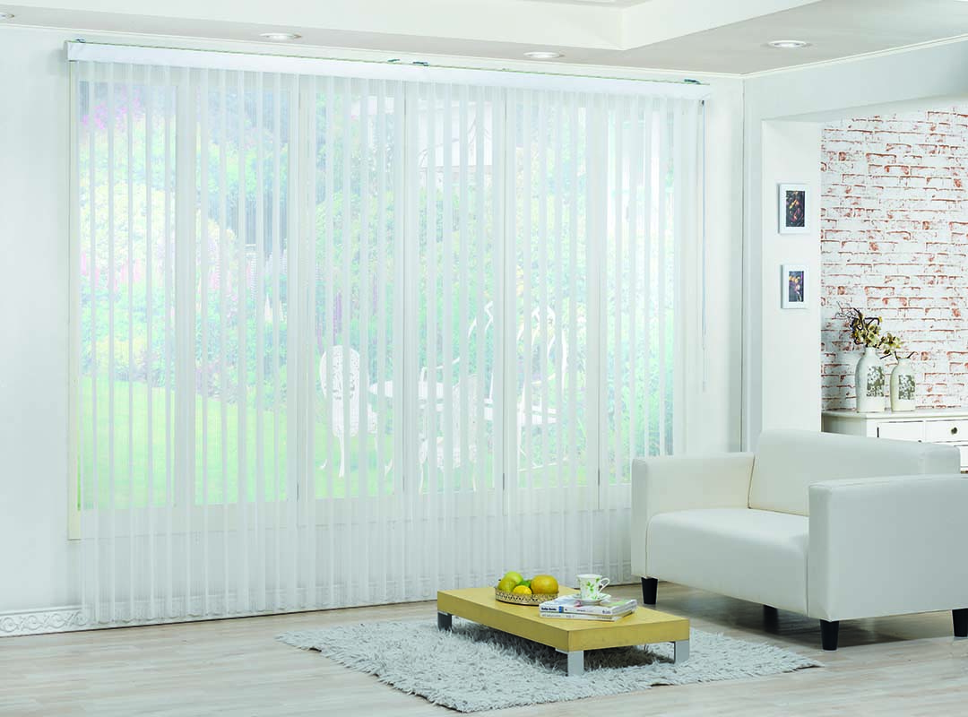 KLIMT VERTICAL BLINDS