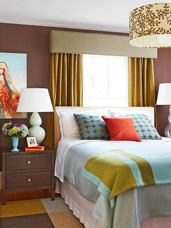 Trang Trí Rèm Phòng Ngủ