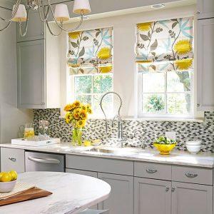 trang trí 300x300 - Chọn Màn Cửa Cho Cửa Sổ Nhà Bếp
